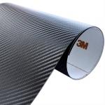 Folia Carbon Czarny 3M CA421 122x90cm