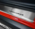 FIAT ALBEA | PALIO WEEKEND 2002-2007 Nakładki progowe STANDARD mat 4szt
