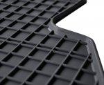 Dywaniki gumowe czarne DACIA Sandero / Stepway od 2018