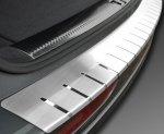 VW UP od 2012 Nakładka na zderzak z zagięciem (stal)