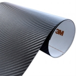 Folia Carbon Czarny 3M CA421 122x50cm
