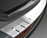 VW TOURAN III od 2015 Nakładka z zagięciem na zderzak (stal)