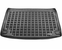 Mata bagażnika gumowa SKODA KAROQ 4x4 od 2017 wersja z kołem dojazdowym (niepełnowymiarowe)