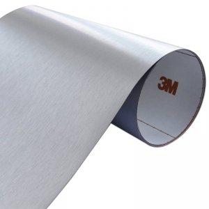 Folia Szczotkowane Aluminium 3M ME904 122x150cm