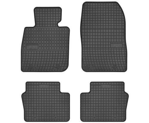 Dywaniki gumowe czarne MAZDA CX-3 od 2015