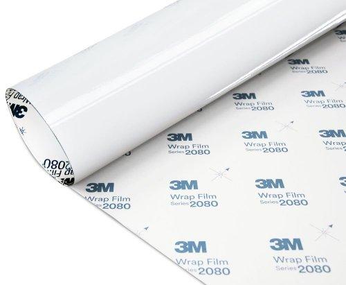 Folia Biały Połysk 3M G10 2080 152x250cm