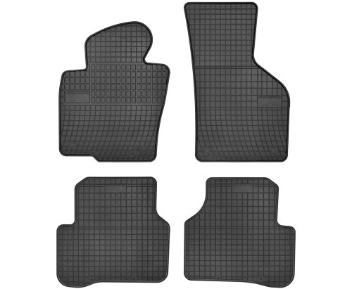 Dywaniki gumowe czarne VW Passat B6 B7 2005-2015 | Passat CC 2008-2016