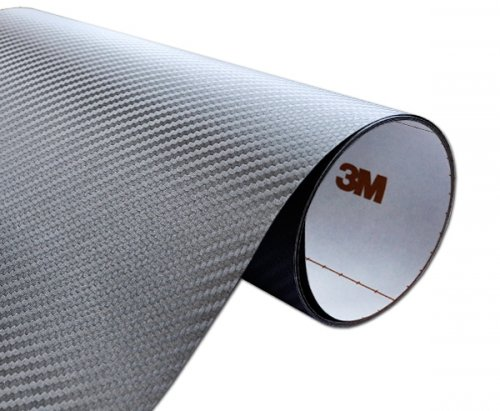 Folia Carbon Grafit 3M CA420 122x500cm