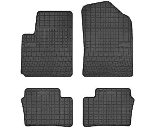 Dywaniki gumowe czarne KIA Picanto II od 2011