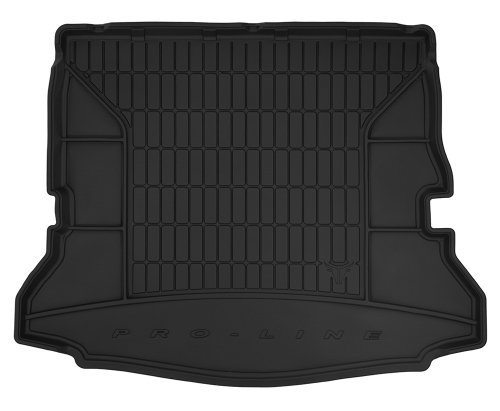 Mata bagażnika gumowa RENAULT Espace V od 2014 wersja 7 osobowa