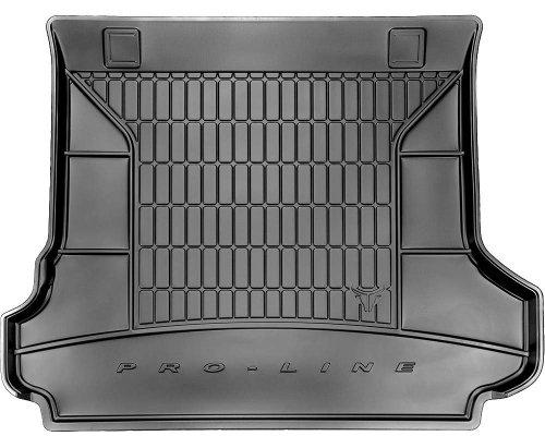 Mata bagażnika gumowa TOYOTA Land Cruiser J150 2009-2017 wersja 5 osobowa