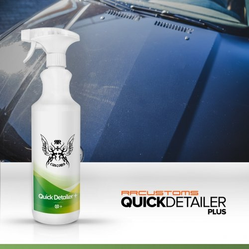 RRC QUICK DETAILER PLUS 1L nabłyszczacz do lakieru