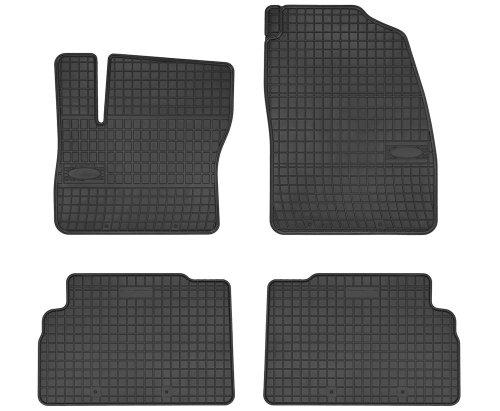 Dywaniki gumowe czarne FORD C-Max od 2011