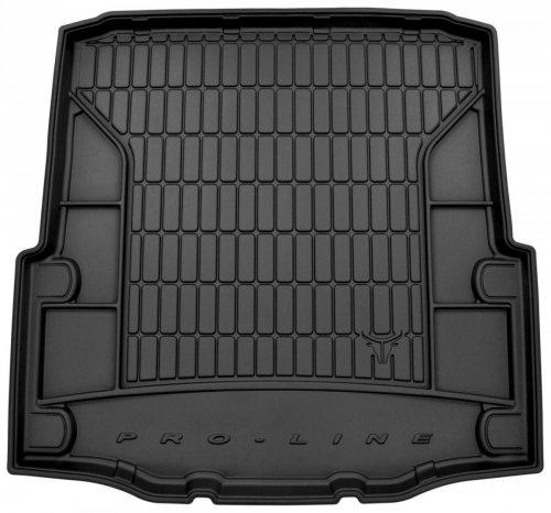 Mata bagażnika gumowa SKODA Superb II Sedan 2008-2015 z kołem zapasowym (pełnowymiarowe)