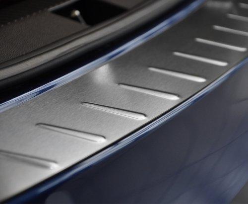 VW GOLF SPORTSVAN od 2014 Nakładka na zderzak płaska tłoczona (stal)