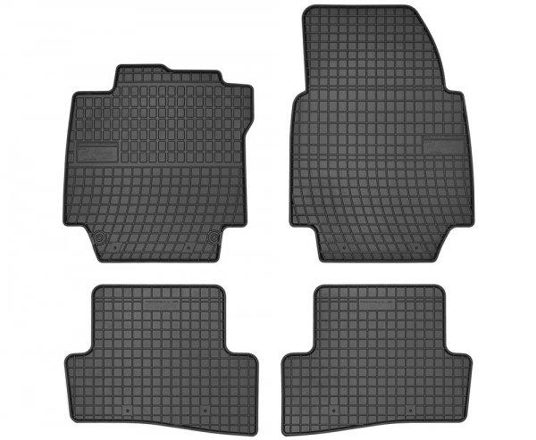 tapis de sol en caoutchouc renault captur depuis 2013 ebay. Black Bedroom Furniture Sets. Home Design Ideas