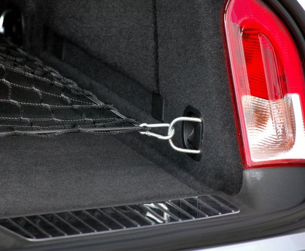 Siatka bagażnika Mazda CX-9 SUV 7-os. 2006-2016 duża