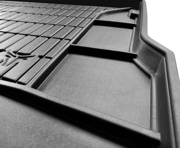 Mata bagażnika gumowa CITROEN C4 Grand Picasso 2006-2013 wersja 7 osobowa ( ostatni rząd siedzeń rozłożony )
