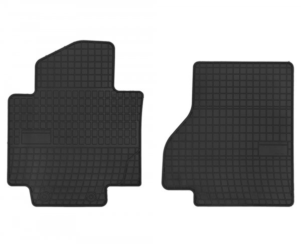Dywaniki gumowe czarne NISSAN NV 200 EV od 2013