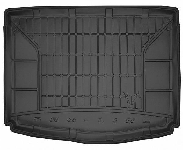 Mata bagażnika gumowa FIAT Grande Punto 2005-2012 wersja 3 drzwiowa