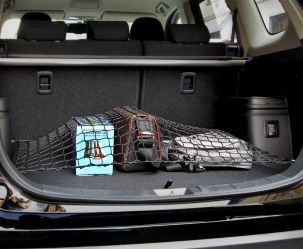 Siatka bagażnika Renault Megane III Kombi 2008-2015