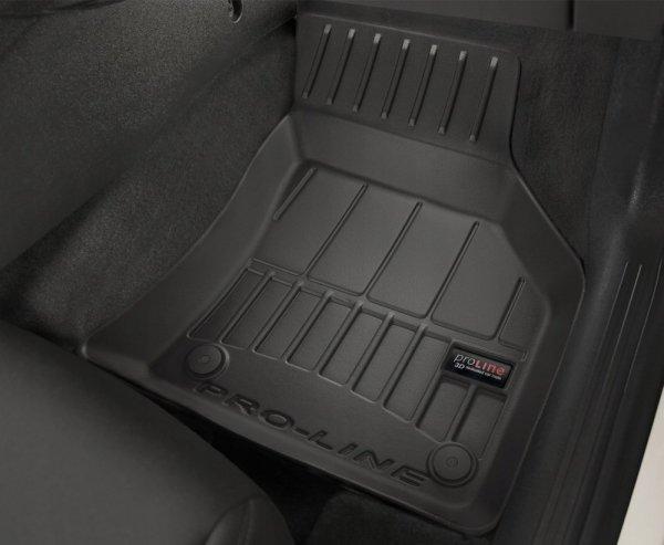 Dywaniki gumowe 3D do VW Golf VIII od 2020