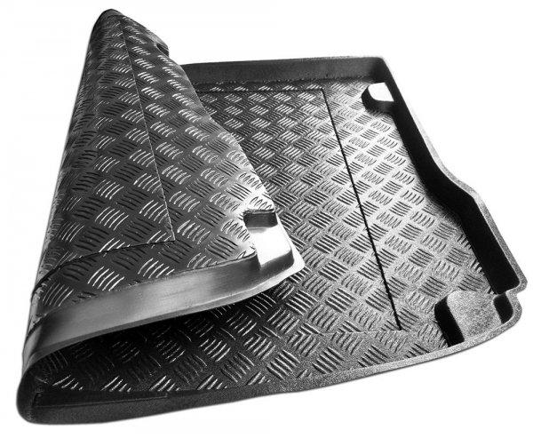 * Mata do bagażnika Standard Toyota Yaris od 2011 dolna podłoga Bagażnika, wersja z kołem dojazdowym (niepełnowymiarowe)