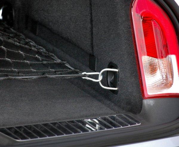 Siatka bagażnika VW Sharan II od 2010