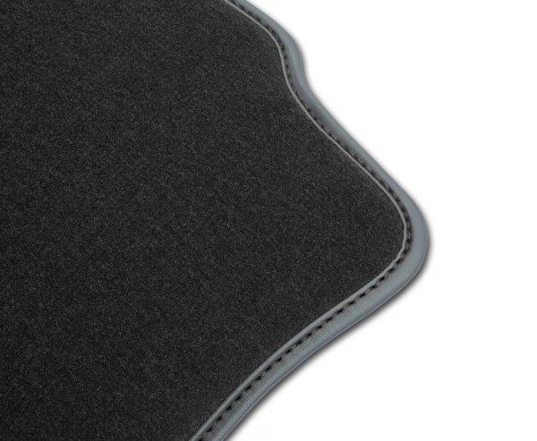 F1G00000 Dywaniki welurowe Premium SKODA SUPERB II 2008-2015 8 stoperów