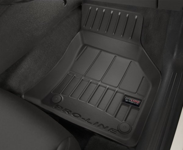 Dywaniki gumowe 3D do AUDI A4 B6 2000-2004