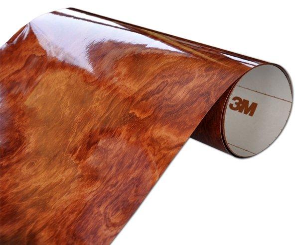 Folia Drewnopodobna 3M WG364GN 122x130cm
