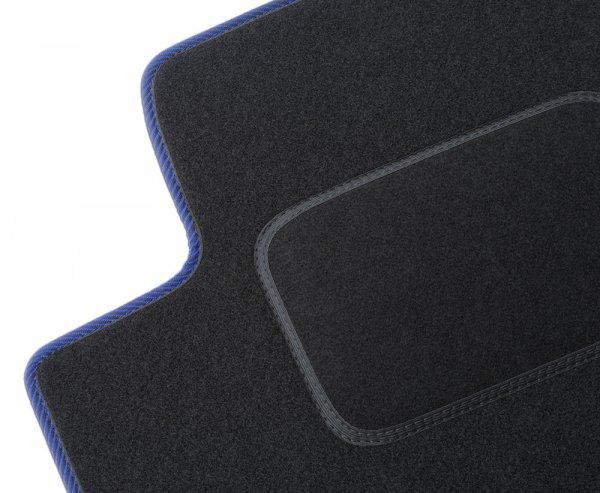 S1D00000 Dywaniki welurowe FIAT PUNTO EVO 2009-2012