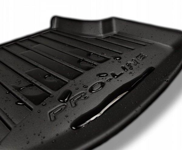 Dywaniki gumowe 3D do KIA Sorento III  2015-2020 (1 i 2 rząd siedzeń)