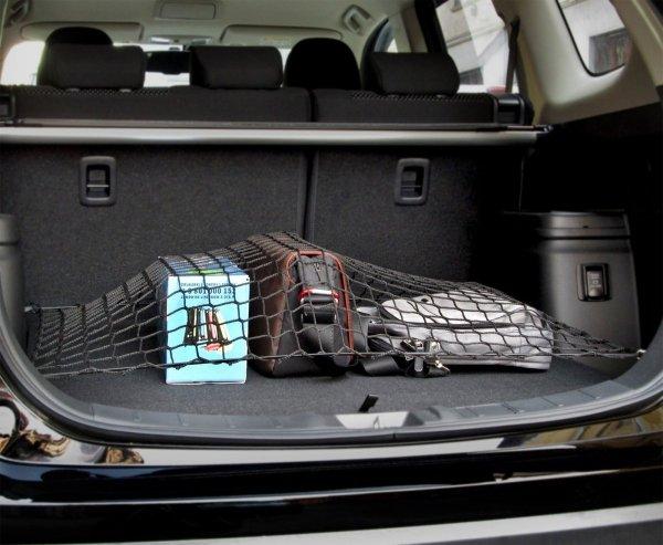 Siatka bagażnika Mercedes E-klasa W211 Sedan 2002-2009