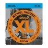 D'Addario EXL140 - XL Nickel Wound 10-52