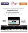 Yamaha P-125WH pianino cyfrowe