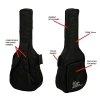 Ever Play 810C Pokrowiec na gitarę klasyczną 4/4