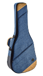 Ortega OSOCADN-OC soft case na gitarę akustyczną Ocean Blue