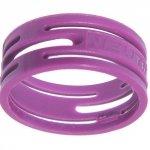 Neutrik XXR7 pierścień do XLR fioletowy