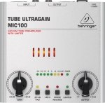 BEHRINGER Pro TUBE ULTRAGAIN MIC100