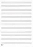 PWM Papier nutowy 12 linii