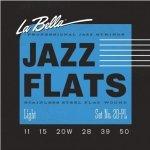 La Bella 20-PL Jazz Flats 11-50