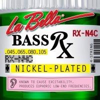 La Bella RX-N4C 45-105 nikiel