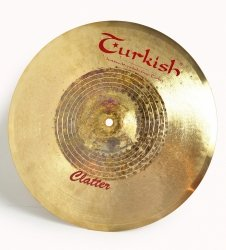 Turkish Clatter Crash 16''