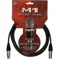 Klotz M1K1FM0500 kabel mikrofonowy 5m XLR-XLR