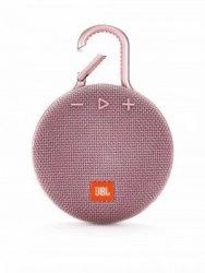 JBL CLIP 3 PINK głośnik przenośny Bluetooth różowy