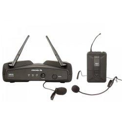 Proel WM202H system bezprzewodowy z 2 mikrofonami