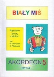 Marcus Biały Miś  akordeon cz.5