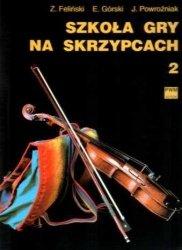 Szkoła gry na skrzypcach cz. 2