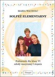 Solfeż elementarny - klasa VI szkoły muzycznej I stopnia